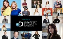 Uppdaterad: Våren 2018 på Discovery Networks Sweden