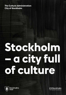 Stockholm - a city full of culture