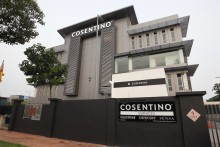 "Cosentino Group reinforces its presence in Asia with  a new ""Center"" in Malaysia"