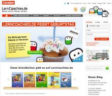 Ein Jahr LernCoachies.de zum Cornelsen-Schulbuch