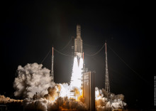 Inmarsat's Successful Launch of GX5 Next Generation Satellite to Add Significant Fleet Xpress Capacity