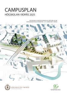 Campusplan Högskolan i Borås 2025