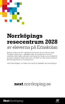 Framtidens resecentrum enligt eleverna på Erlaskolan Östra årskurs 6