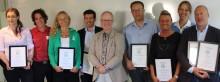 Ekosatsningar diplomerades på Ekogalan i Sigtuna