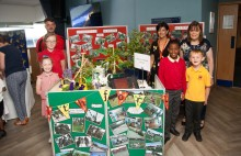 Birmingham pupils showcase their passion for healthy eating, cooking and growing