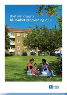 Bostadsbolagets hållbarhetsredovisning 2009