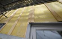 Reportage: Flerbostadshus fick nytt liv med ISOVERs isolerlösningar i glasull