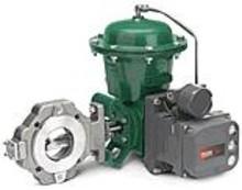 Emerson introducerer Control Disk ventilen med et stort reguleringsområde for en bedre regulering.