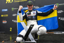 PSRX Volkswagen Sweden till Tyskland som mästare