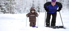 Rankka lumipyry lisää sydänoireita