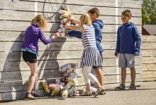 Norrmejerier utmanar elever i norrländsk kartongkreativitet