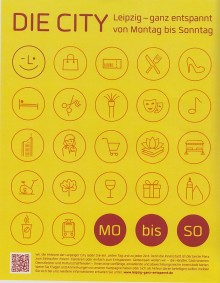 Farbenfrohe Imagekampagne des Leipzig City Marketing e.V. stellt sich vor