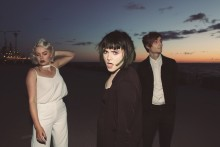 ​The Magnettes klara för Youbloom Los Angeles.