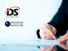 EET Europarts gör dubbla förvärv med köpet av svenska Projektor System AB och danska DS-Display A/S