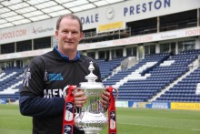 Grayson targets £500,000 transfer budget for Men United