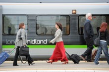 London Midland welcomes franchise extension by the Department for Transport