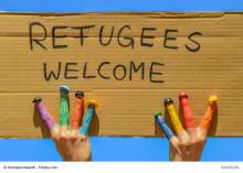 Liebe Wahlheimat … unsere Inhaberin macht den Mund auf: #RefugeesWelcome