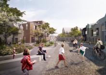 Arkitema Architects designer byrum til nye bydele i Egedal Kommune
