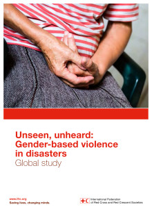 Unseen, Unheard: Gender-based violence in disasters