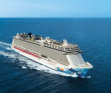 Norwegian Cruise Line launches 'Our Gift to You' festive campaign in Sweden