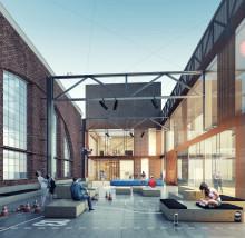 Arkitema vinder konkurrencen om nyt fakultet på Malmö Högskola