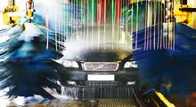 Tvätta bilen i biltvätt – för att du bryr dig om Mälaren