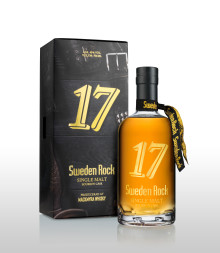 Mjuka aromer möter hårda riff i ny limiterad whisky