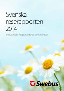 Svenska reserapporten 2014