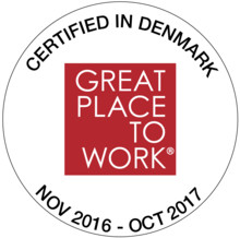 Schantz is awarded a Great Place to Work Certification