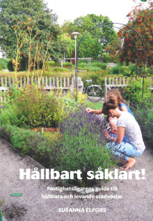 Satsa på hållbar stadsutveckling - ny bok