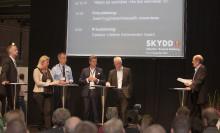 SKYDD 2012 invigdes på Stockholmsmässan