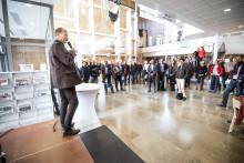 Unikt energiprojekt i Askersund skapade fullsatt seminarium