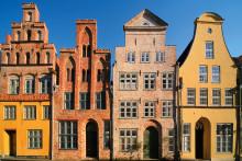 Efterår i nordtyske Bremen og Lübeck