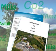Dokumenterer miljø og klimasatsing