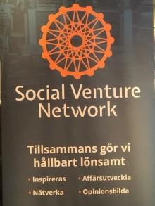 Sightsavers representerad i styrelsen och medlem i Social Venture Network