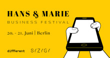 Hans & Marie – Business Festival für glückliche Menschen