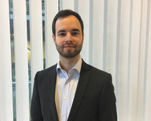Welcome to Bergenstråhle & Partners, Daniel Thorbjörnsson!