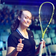 England's most promising prospect signs with Salming's elite squad.