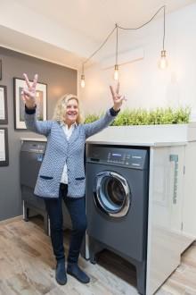 Bekymmersfria tvättstugor för flerfamiljshus