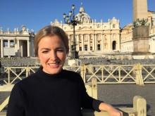SVT direktsänder långfredagens korsvandring från Rom