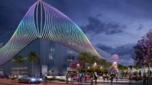 Skanska renoverar östra delen av Las Olas Boulevard i Florida, USA, för USD 49M, cirka 440 miljoner kronor