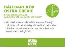 Aktion matsvinn på Östra Grevie