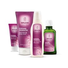 Evening Primrose - ny produktserie för torr och mogen hud