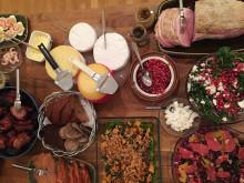 Julbordet då och nu