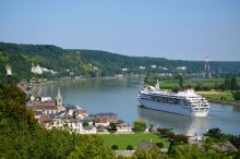 Head for the winding canals and waterways of France on Fred. Olsen Cruise Lines' Braemar in Spring 2015