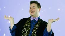 Hoodeladi - Killebom bjuder på glitterdisco med Fab Freddie!