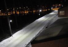 Vrinnevisjukhuset miljösatsar med LED-armaturer och förbättrar belysningen