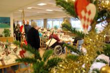Aarhus' viceborgmester med til stor julefest på plejecenter