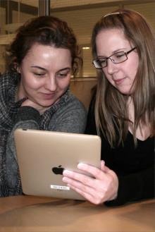 Borås lärarutbildning satsar på iPads