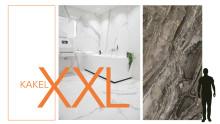 Kakelspecialisten visar KAKELXXL på Stockholm Furniture Fair 2018